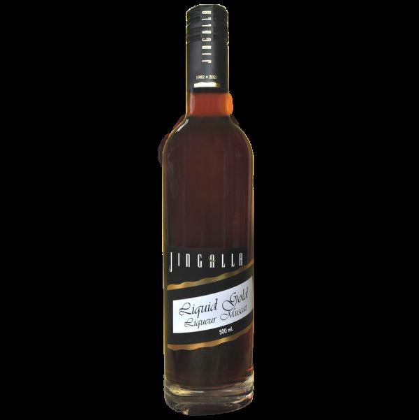 Liquid Gold Liqueur Muscat